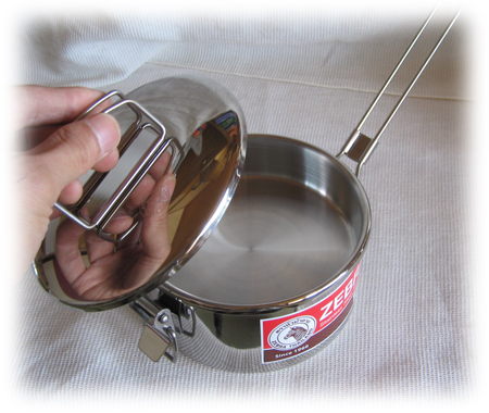 ステンレス 1段 弁当箱