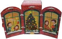 お茶 アドベントカレンダー オーガニック ハーブティー クリスマス