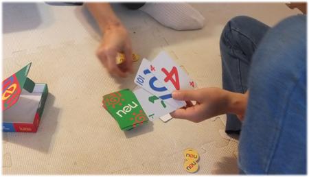 ノイ NEU カード ゲーム 家族