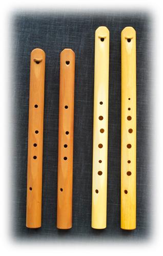 木製 フルート リコーダー コロイ