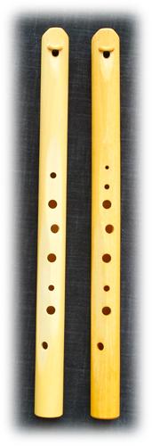 ダイアトニック 木製 フルート リコーダー